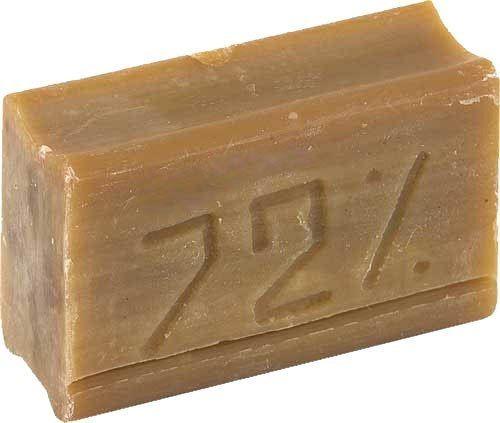 Лечение папиллом хозяйственным мылом