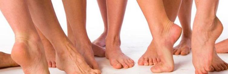 Фото, лечение и причины куриной жопы на ноге