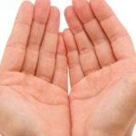Лечение и фото псориаза на руках начальной стадии